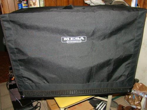 2005 Mesa Boogie Amp Cover