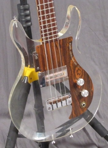 ~1967 Dan Armstrong Ampeg Lucite PROTOTYPE or Pre-Production