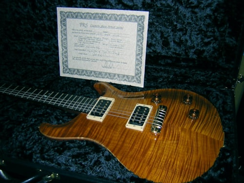 1996 Paul Reed Smith (PRS) Artist III  3