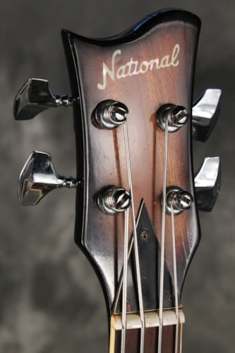 National Violin Bass