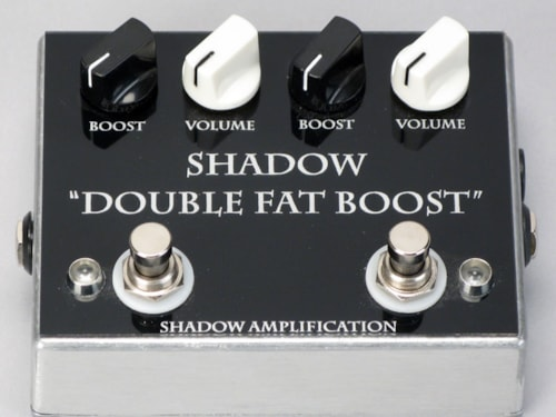 2011 Shadow Double Fat Boost