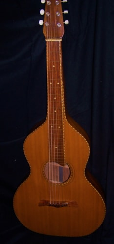 ~1915 Knutsen Hawaiian Guitar