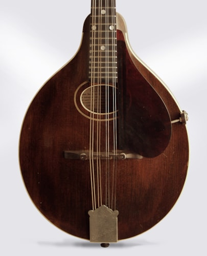 "1923 Gibson Style A ""Snakehead"