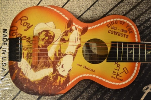~1950 Jefferson R-70 Roy Rogers Limited Edition Toy Guitar -