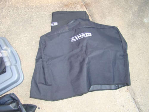 2008 Line 6 Amp Cover (Combo)