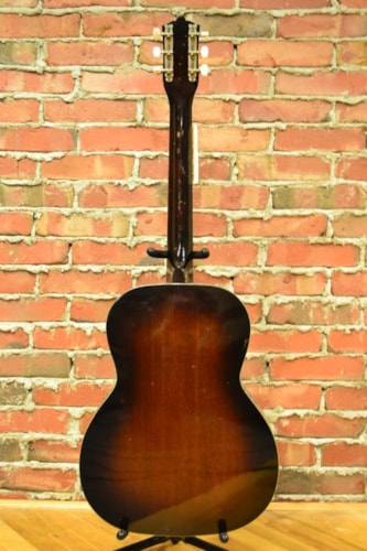 "1930 Oahu Round Neck 14"" Flat-Top - #200957"