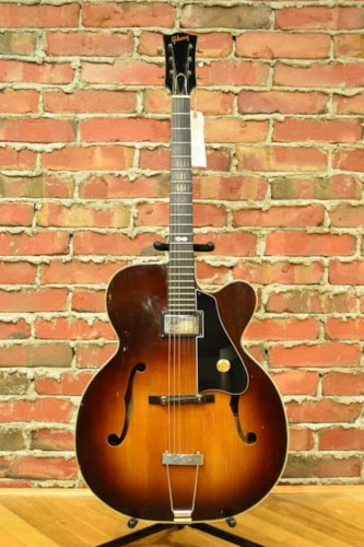 ~1960 Ithica Guitar Works Late 1960s Gibson(Neck)/1950s Kay K-1 (Body) - #200946