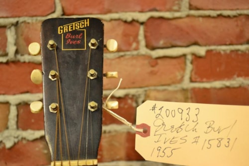 1955 Gretsch® Burl Ives Junior 6002 - #200933