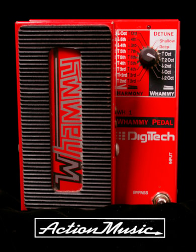 1990 DIGITECH WH-1 Whammy