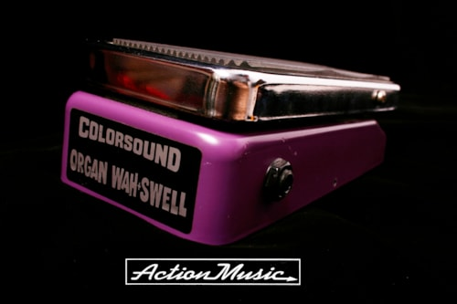 Colorsound Organ Wah-Swell