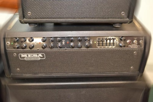 Mesa Boogie Nomad 100 Head-08192011