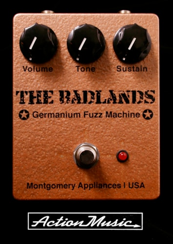 Montgomery Appliances The Badlands