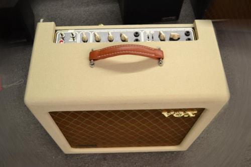 Vox AC15 - Handwired-08192011