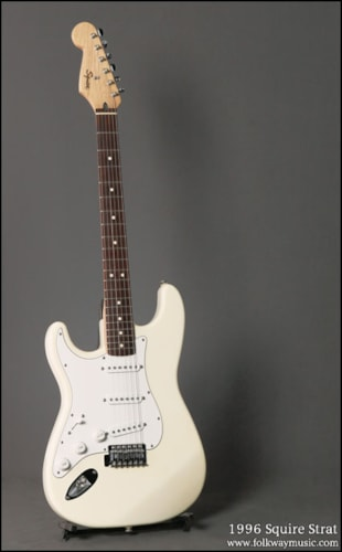 1996 Squire Stratocaster® Lefty