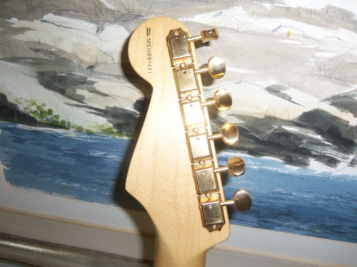 ~2009 Fender Players Strat