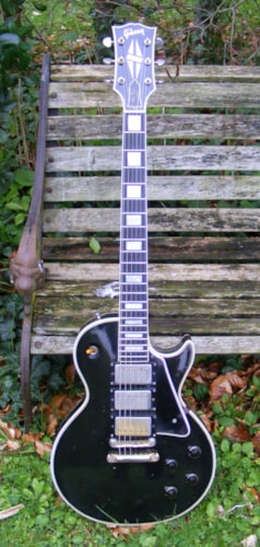 1959 Gibson Les Paul Custom Now Sold