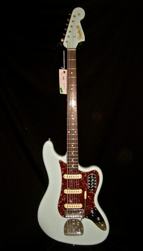 2012 Fender® Custom Shop Relic® Bass VI