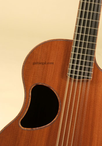 Mcpherson Mg5 0xp 12 String Redwood Top Gt Guitars 12