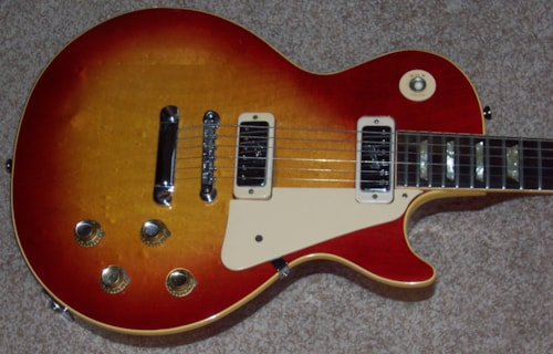 ~1972 Gibson Les Paul Deluxe