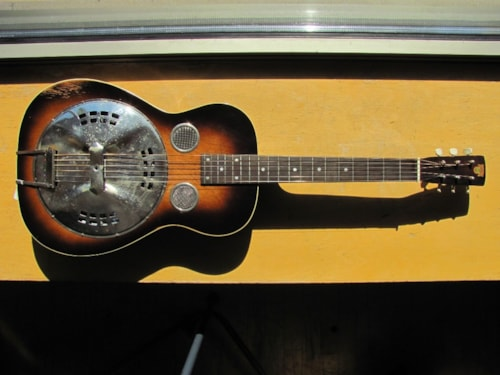 ~1935 Dobro 12-fret square neck