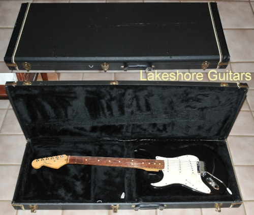 1996 Fender Lefty Stratocaster 50th Anniversary