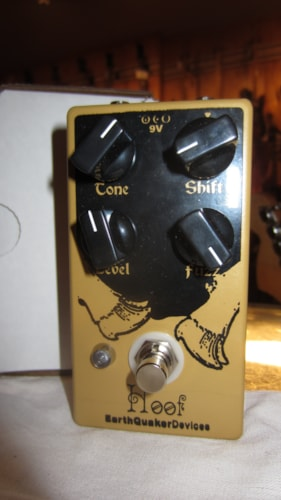 2016 EarthQuaker Devices Hoof Fuzz