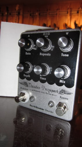 2016 EarthQuaker Devices Disaster Transport