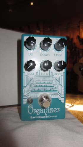 2016 EarthQuaker Devices Organizer
