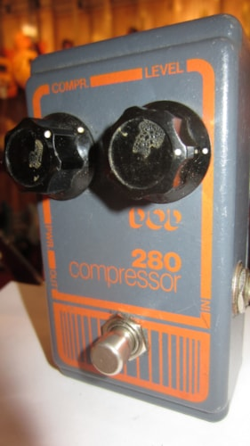 ~1983 DOD Compressor 280 Grey Box