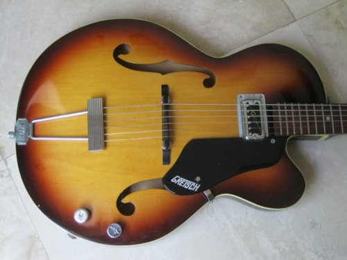 1966 Gretsch Clipper 6186