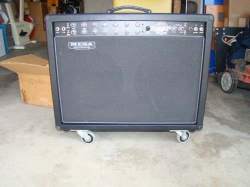 1996 Mesa Boogie Tremoverb
