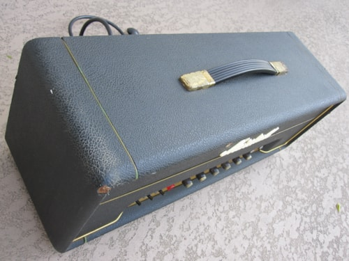 1971 MARSHALL SMALLBOX VINTAGE JMP 50w PLEXI AMP