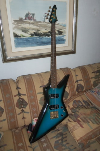 ~1984 Aria Pro II ZB deluxe bass