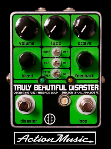 2004 Effector 13 Truly Beautiful Disaster