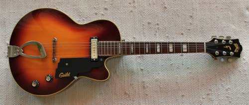 1971 Guild® George Barnes