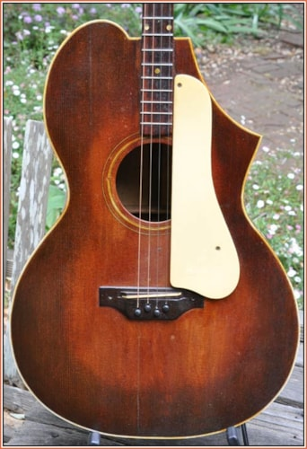 ~1928 Epiphone Recording Model A Tenor Guitar