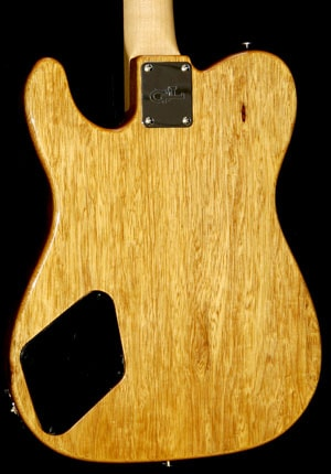 G&L USA ASAT Junior Korina Limited Edition Guitar #63434