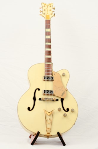 1954 Gretsch Electromatic II / White Flacon Conversion