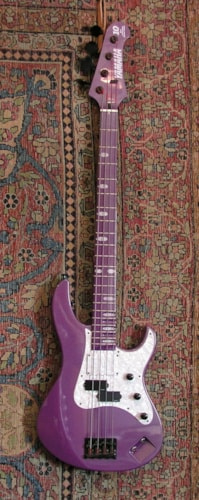 2000 Yamaha Billy Sheehan 10th Anniversary Limited Attitude II Bass