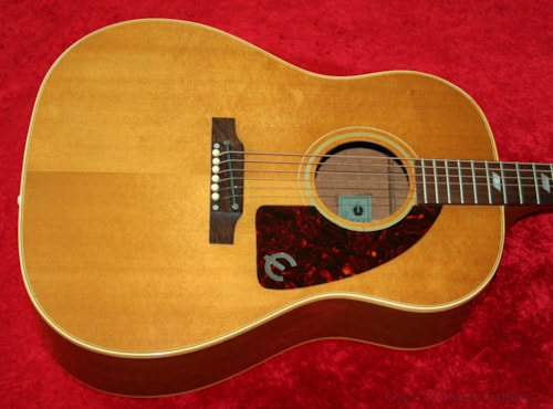 1963 Epiphone Texan FT-79N (#EPA0231)
