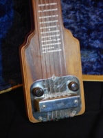 1945 Kaufman & Fender® Lap Steel Guitar