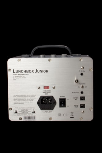 2016 ZT Amps Lunchbox Jr.