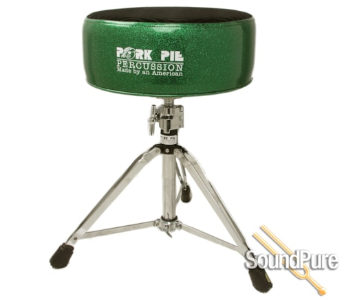 Pork Pie Percussion Green Throne