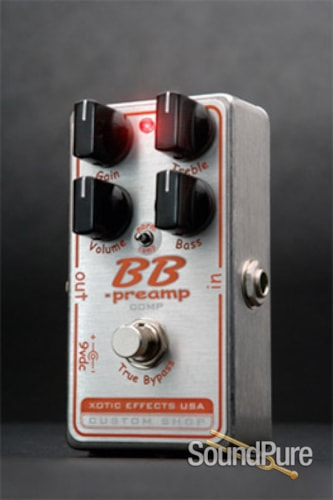 Xotic Effects USA BBP Comp