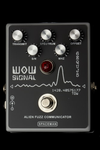 2012 Spaceman WOW Signal