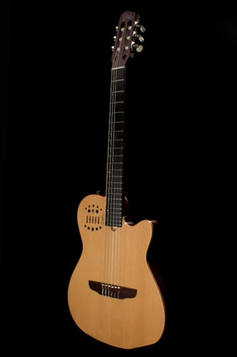 2012 Godin Multiac ACS Nylon
