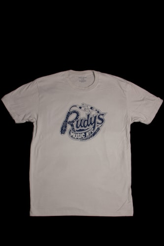 2012 Rudy's Music Throwback T-Shirt