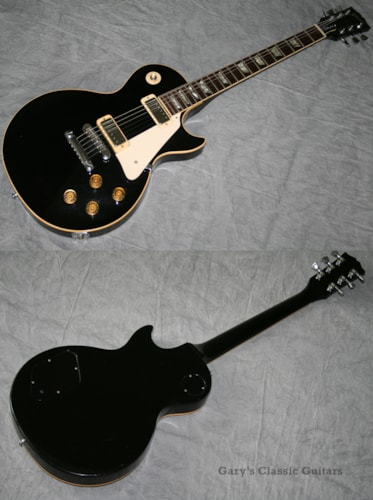1982 Gibson Les Paul Deluxe (#GIE0667)