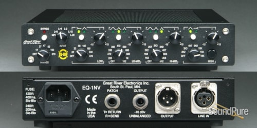 Great River Electronics EQ-1NV