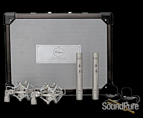 Peluso Microphones CEMC6 Kit Loaded